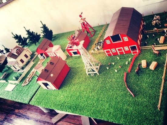 Dell Rapids Museum: Farming remains a mainstay of this tiny community