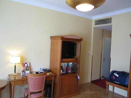 Mercure Josefshof Wien : Zimmer