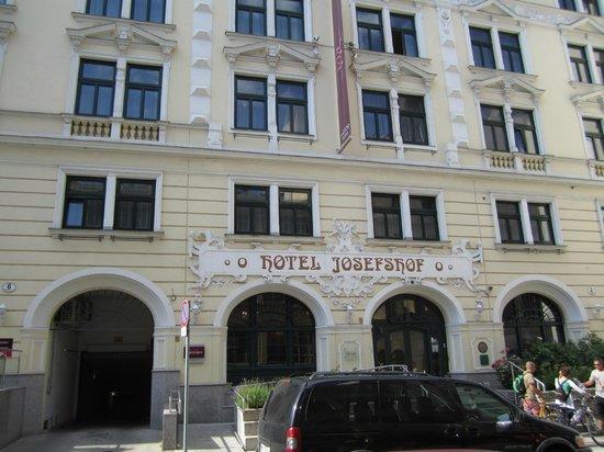 Mercure Josefshof Wien : Außenansicht