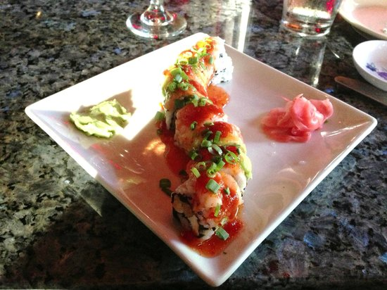 Yo Sake Downtown Sushi Lounge: Pimp Shrimp