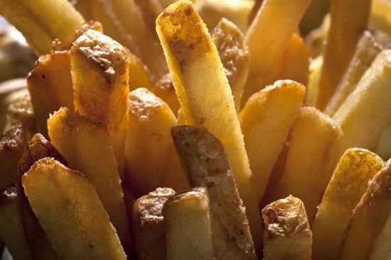 PODO Bar & Restaurant: Pommes Frites