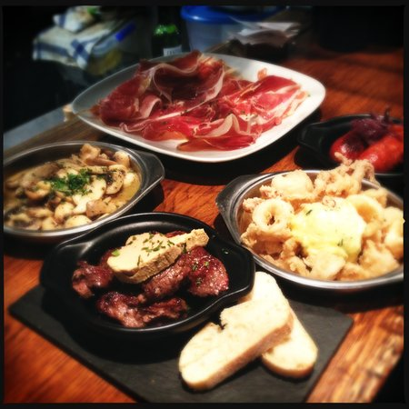 El Atril : tapas on the pass !