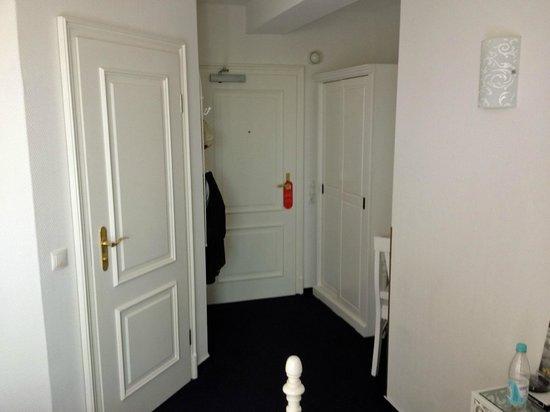 Hotel Sylter Blaumuschel: Zimmer 2