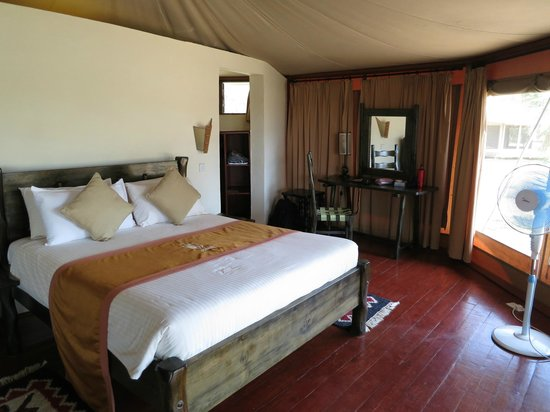 Ashnil Samburu Camp: Bett