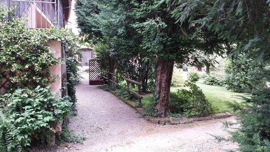 B&B il Cortile Malpensa: Courtyard