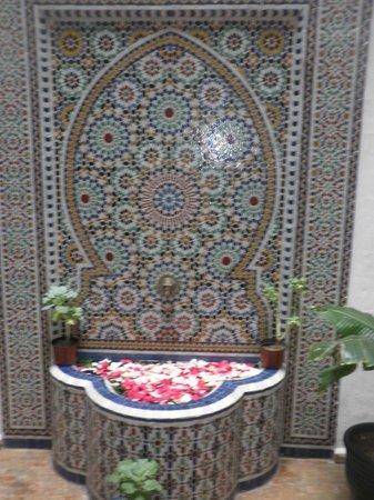 Riad l'Ayel d'Essaouira: rez de chaussée
