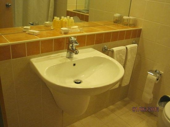 Isrotel Agamim : Very clean