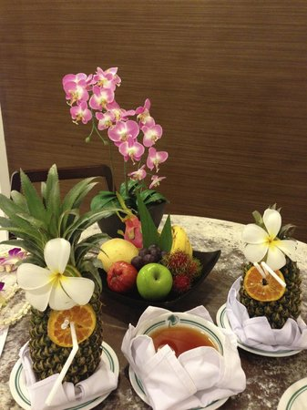 Thavorn Palm Beach Resort: Tropical welcoming hospitality