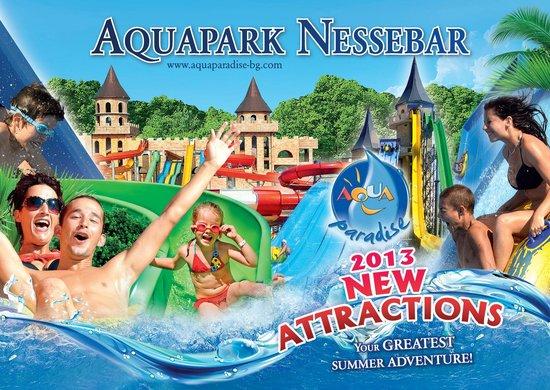 Nessebar, Bulgaria: Aqua Paradise