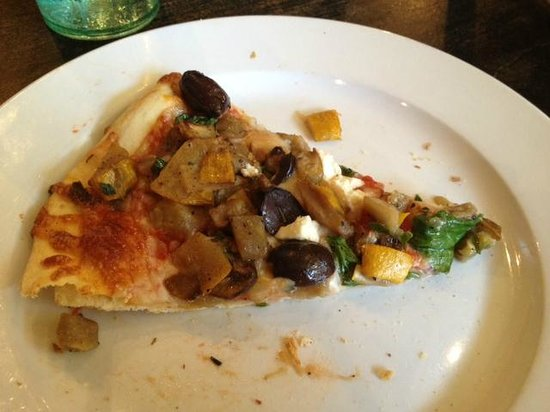 Olive Market Place & Cafe : pizza