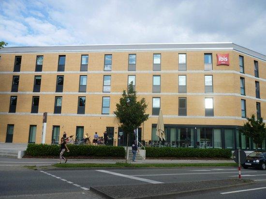 Ibis Konstanz Hotel : Holel outside