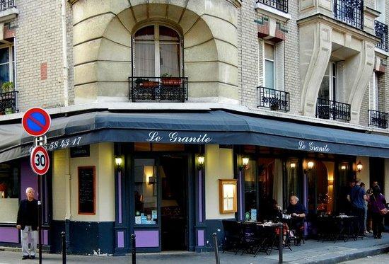 Le Granite, 19 rue Duranton, 75015 Paris