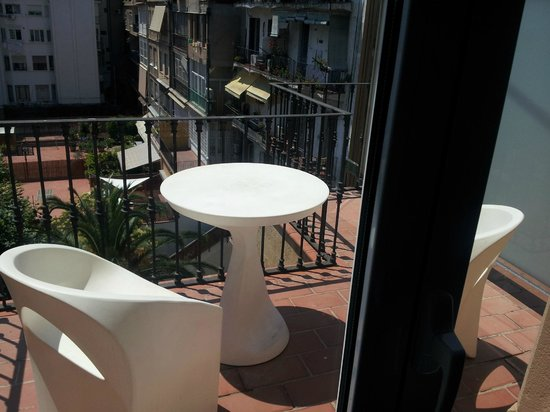 Eurostars BCN Design: Private Terrace