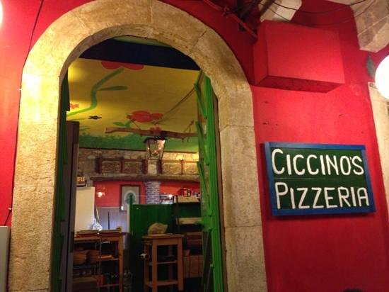 Ciccino's Pizzeria : Ciccino's, the Best!