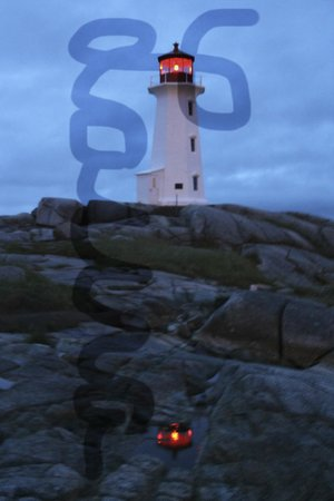 Clifty Cove Motel: Peggy's Cove LH..short drive just down the road