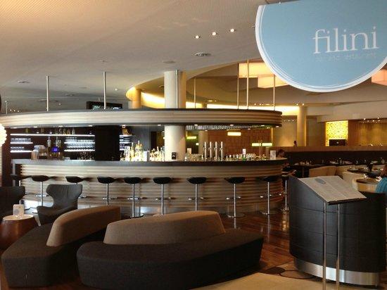 Filini Bar & Restaurant Hamburg Airport: Filini Restaurant & Bar
