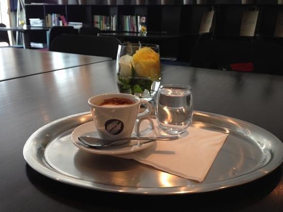 Caffeine : cup if fine coffeeeeee!