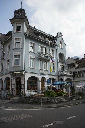 Hotel Loetschberg: Hotel Lotschberg Interlaken
