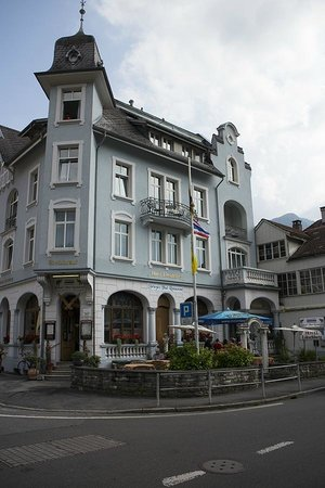 Hotel Lotschberg & Susi's B&B: Hotel Lotschberg Interlaken