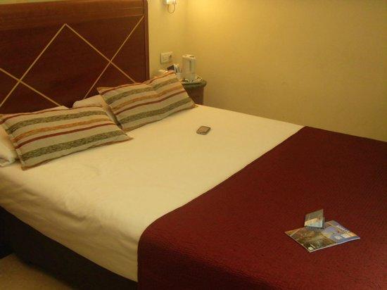 Hotel Exe Laietana Palace: Room