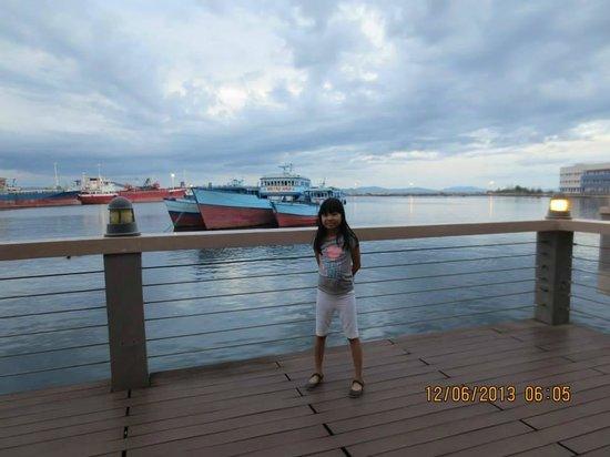 Embarcadero: Port view