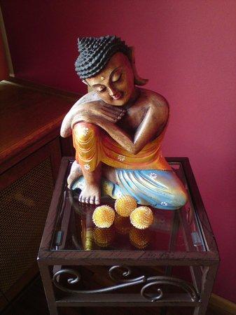 Balance-Hotel: Zen attitude