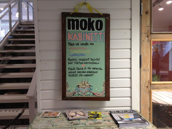 Moko Market Cafe: cafe