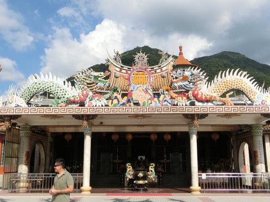 Tian Yuen Temple: Outro templo logo abaixo