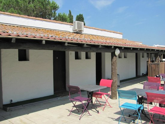 La Palunette : The rooms