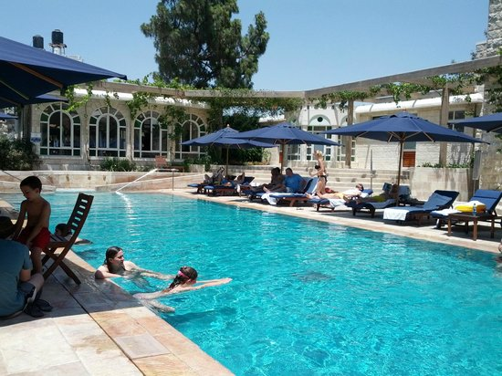 The American Colony Hotel : Pool