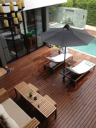 V Villas Hua Hin, MGallery by Sofitel: Our villa