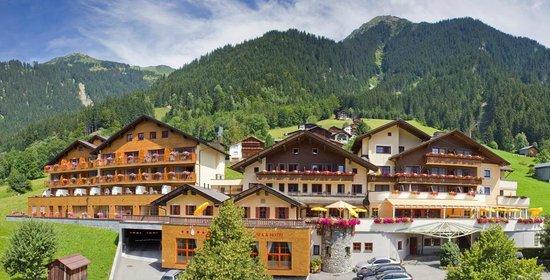 Sankt Gallenkirch, Áo: Aussenfoto So Total
