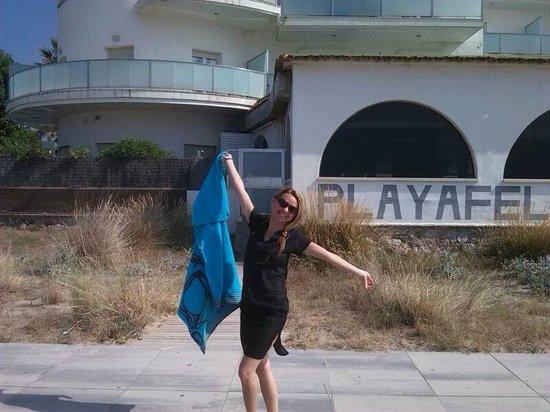 Hotel Playafels: vacaciones