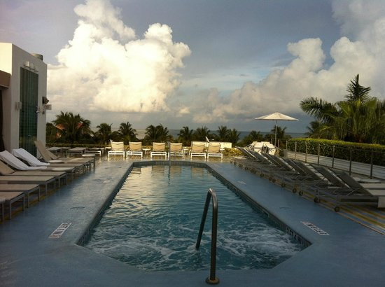 The Hotel: Rooftop Pool