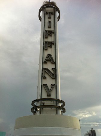 The Hotel: Rooftop Tiffany Spire