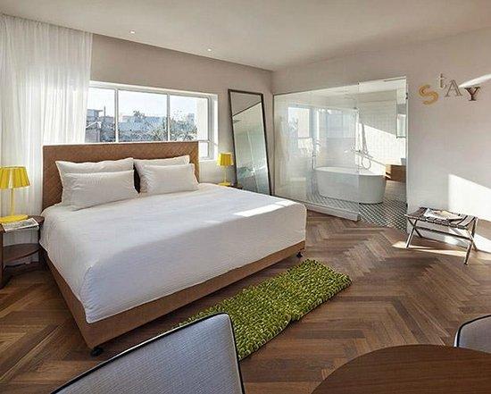 Shenkin Hotel: Studio room