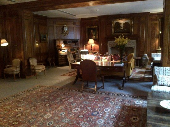 Covent Garden Hotel: The Drawing Room