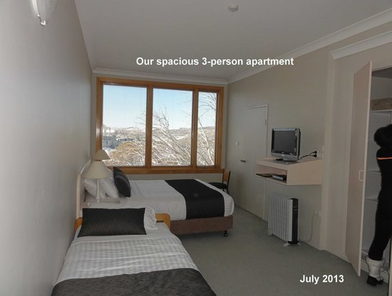 Smiggins Hotel and Chalet Apartments: The apartment