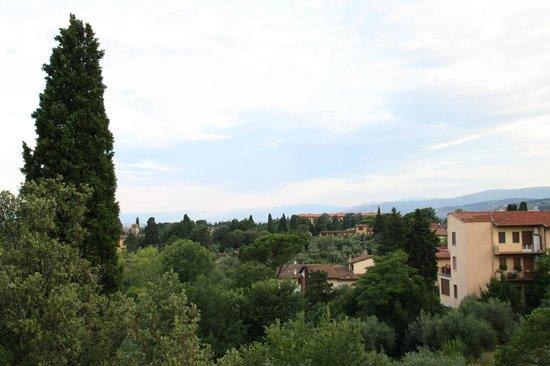 Villa La Sosta: The View (from recreation room)