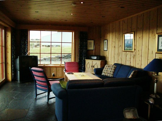 Rondane Haukliseter Fjellhotell: Living area  - Rondane apartment