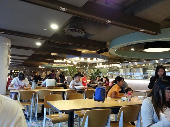 Food Court Interior 2