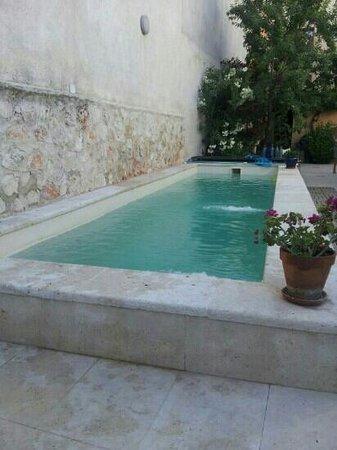 Hotel Rural Casa de la Marquesa: piscina