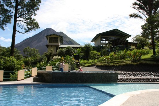 Arenal Observatory Lodge & Spa: hotel