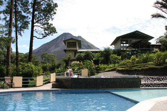 Arenal Observatory Lodge & Spa: pool