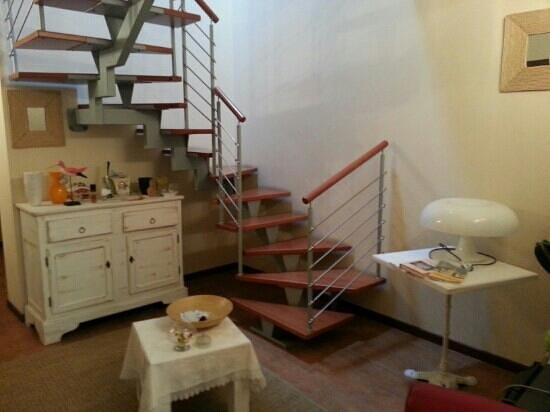 B&B Girelli Sorelle: living area