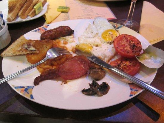 Macy's Hotel: Full English Breakfast