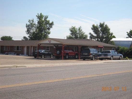 MoJo's Inn: The Mojo Inn on Highway 34