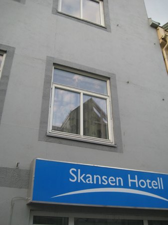 Skansen Hotell: View from outside