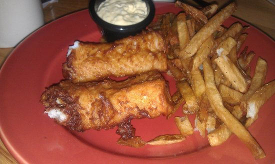 Merle's: Fish & Chips