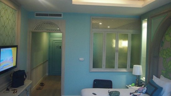 Salil Hotel Sukhumvit Soi 11: Room View